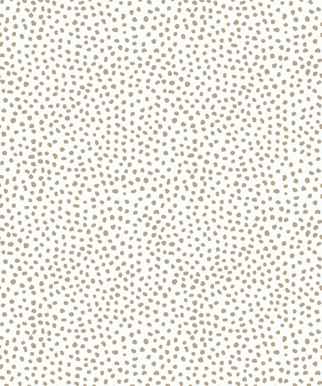 Huddy's Dots Taupe