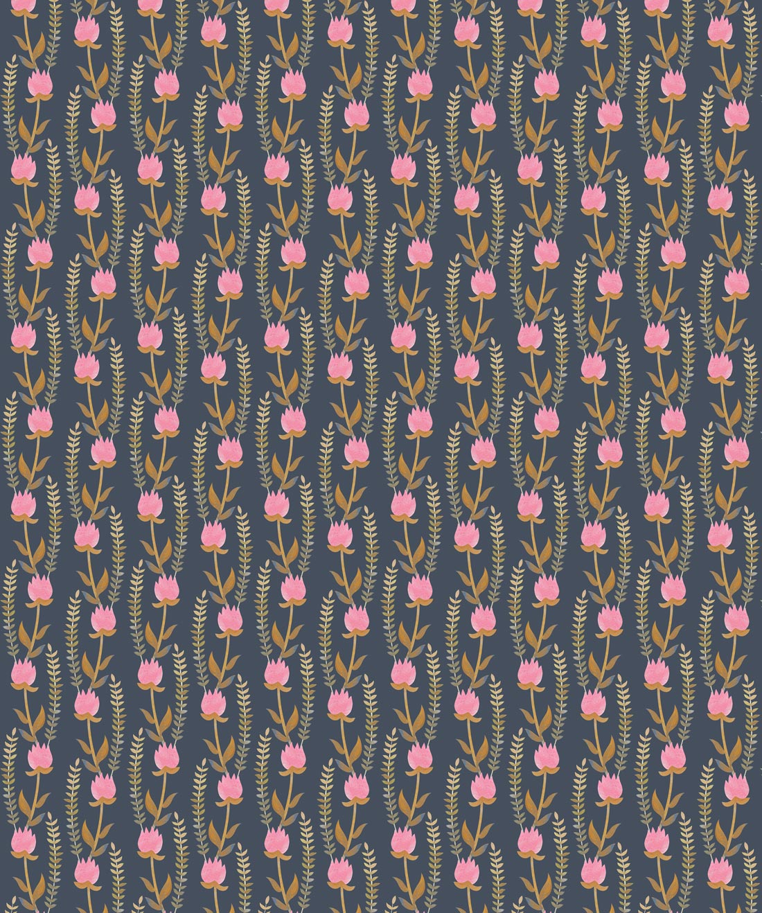 Clover Fields Wallpaper