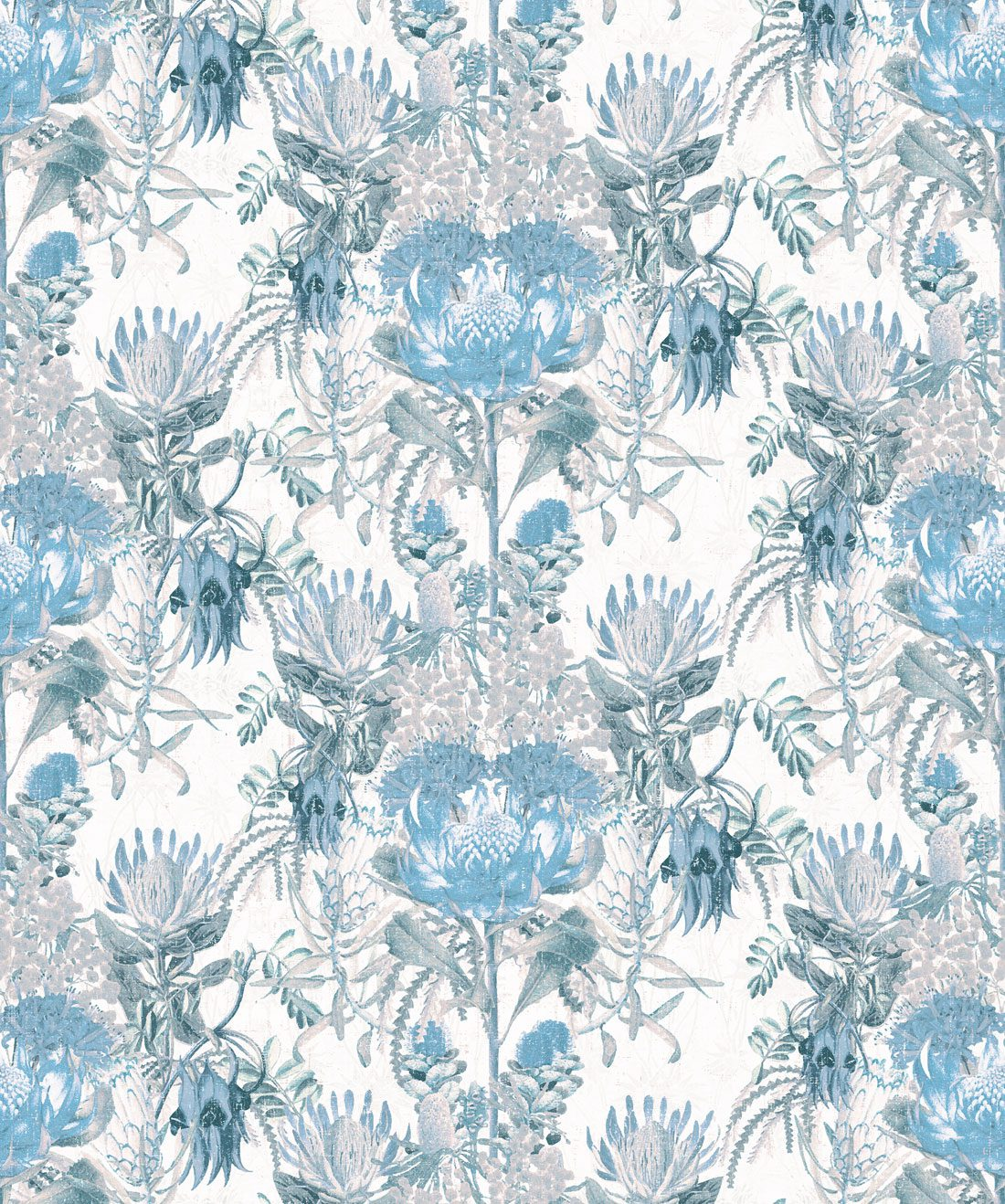 Simcox Wildflowers Blue