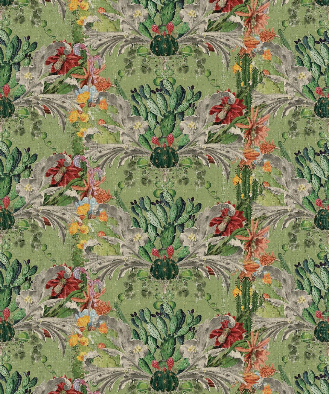 Cactus Wallpaper (Simcox)
