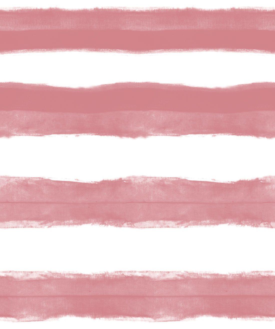 Shibori Stripe Lipstick Wallpaper