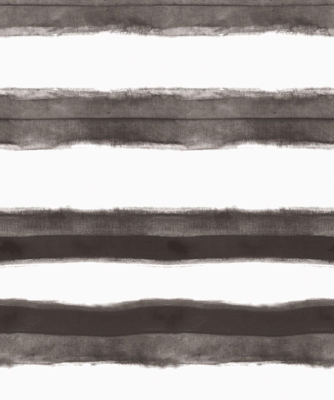 Shibori Stripe Driftwood Wallpaper