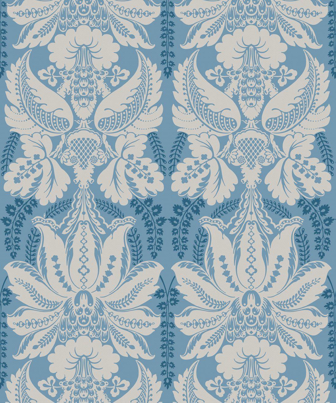 Windsor Wallpaper Wedgewood