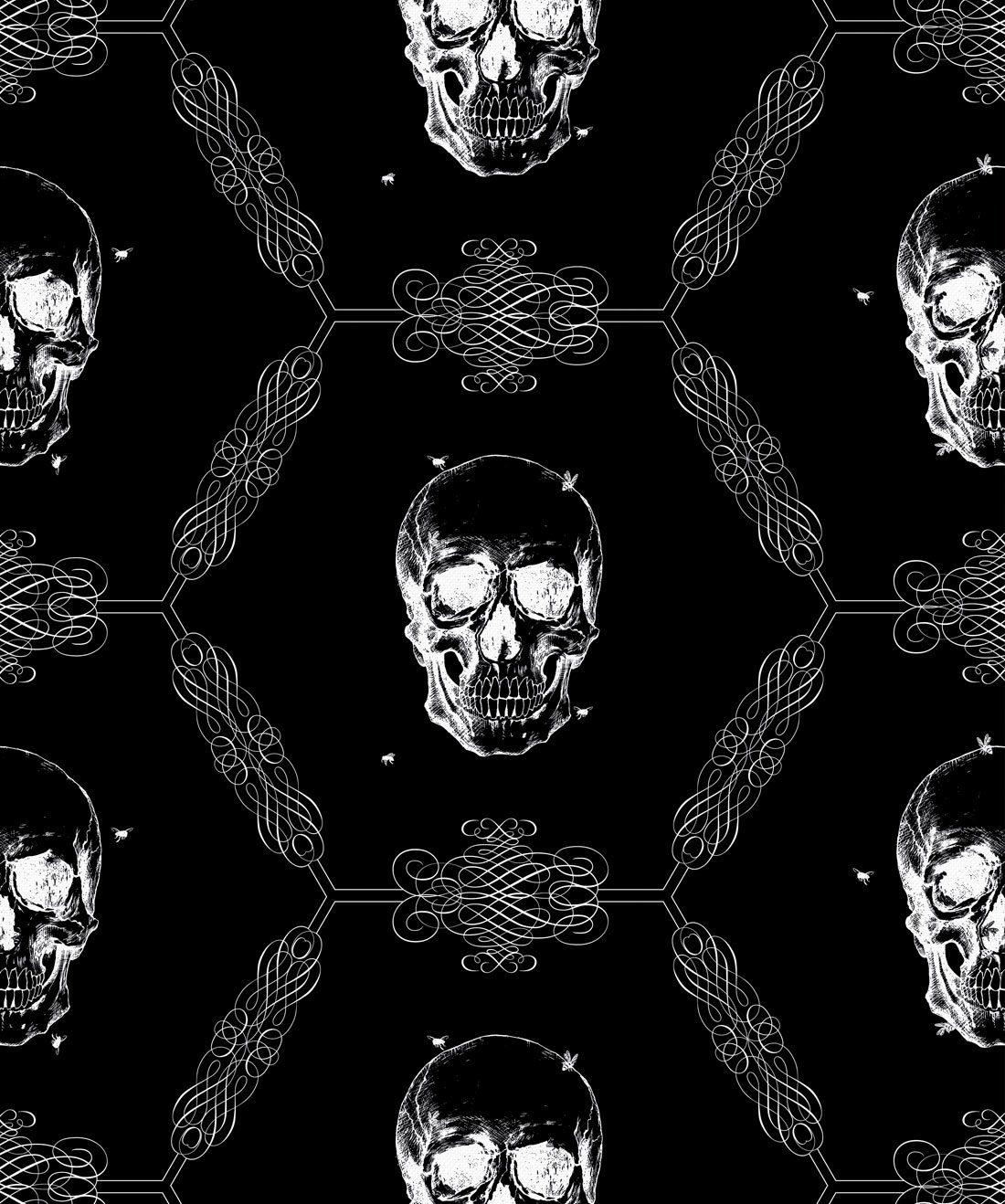 Skull & Bee Night