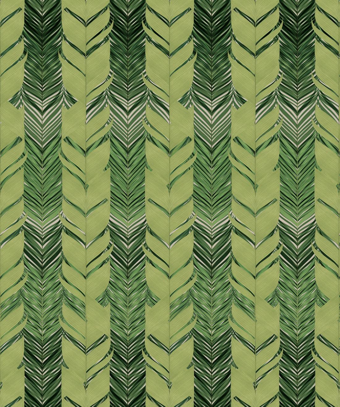 Jungle Weave Wallpaper