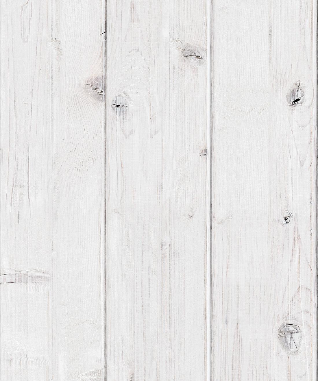 Whitewashed Timber Wallpaper