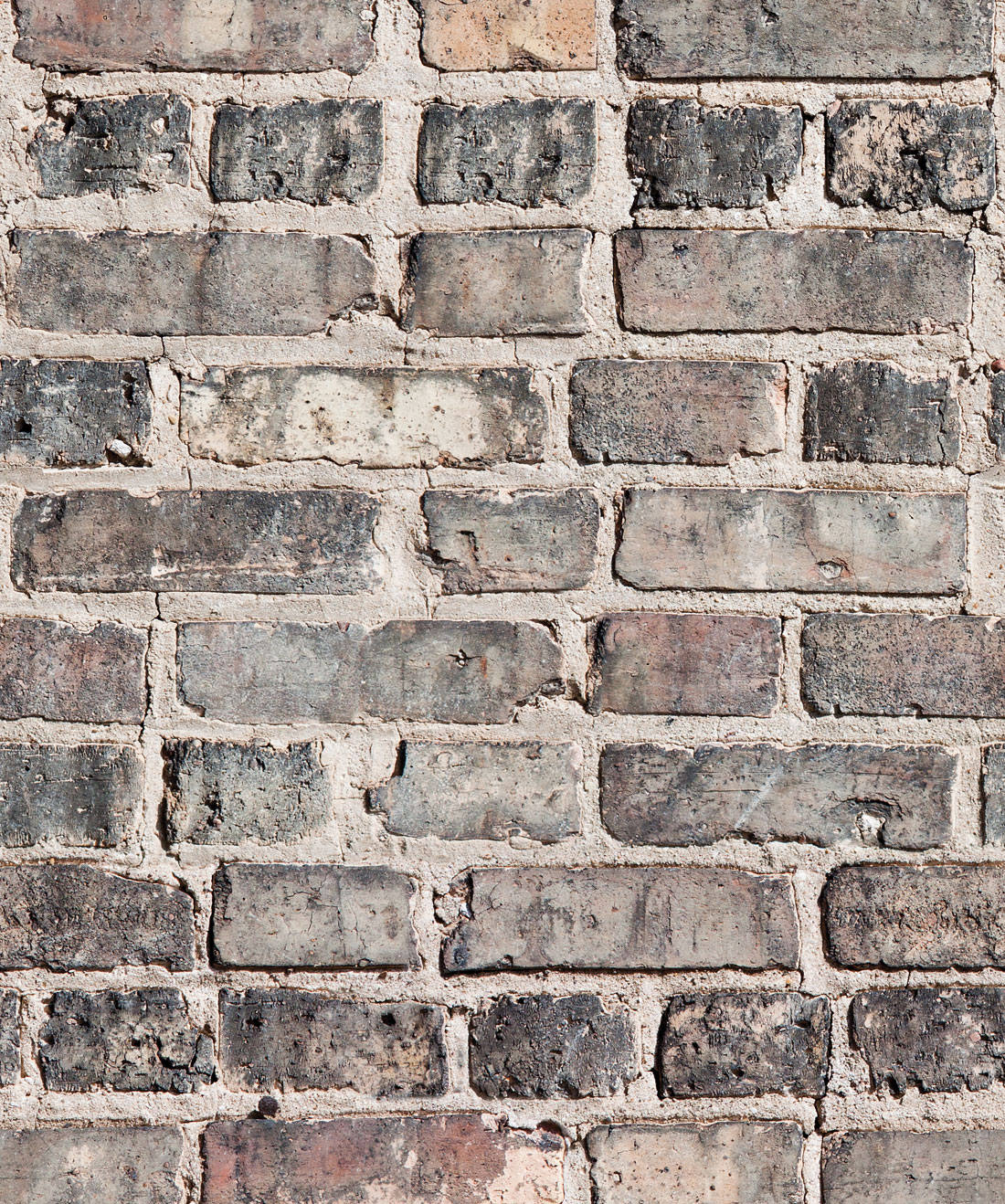 Vintage Bricks Wallpaper