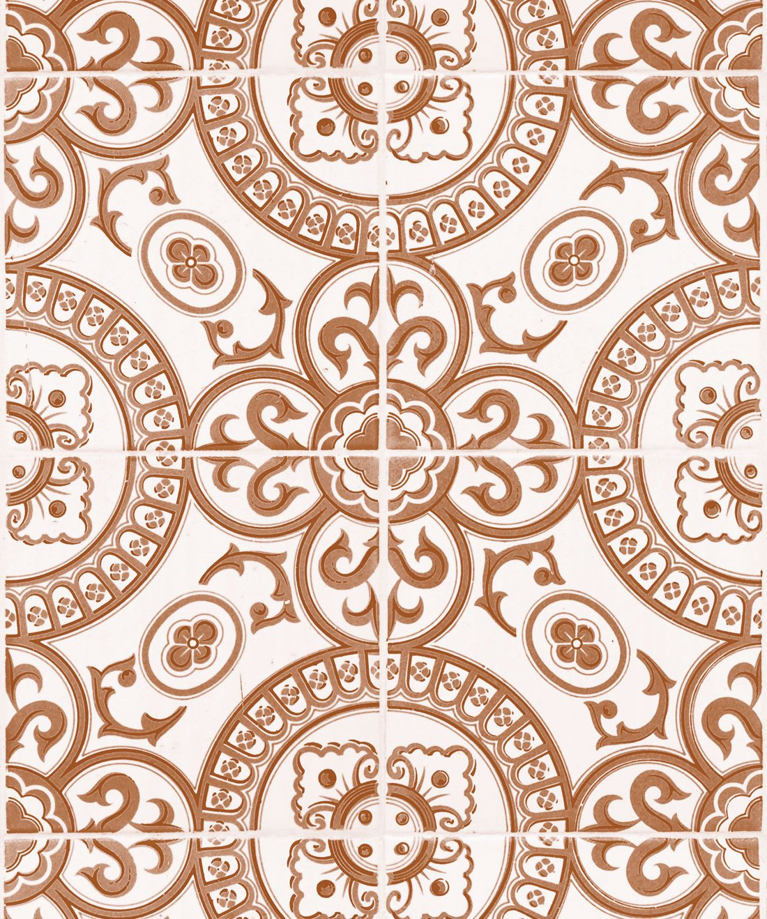 Heritage Tiles Terracotta