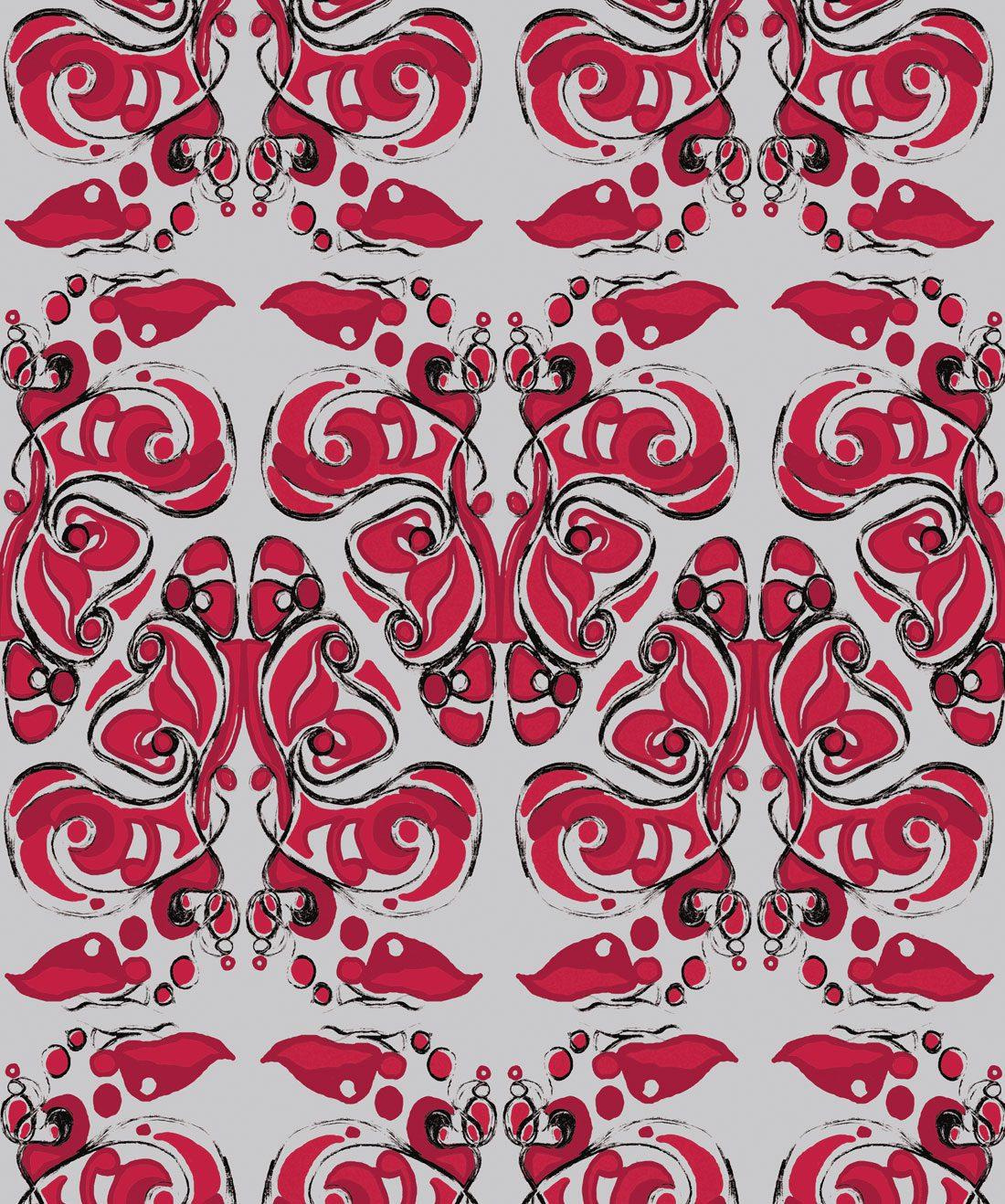 Bohemian Wrap Wallpaper •Milton & King