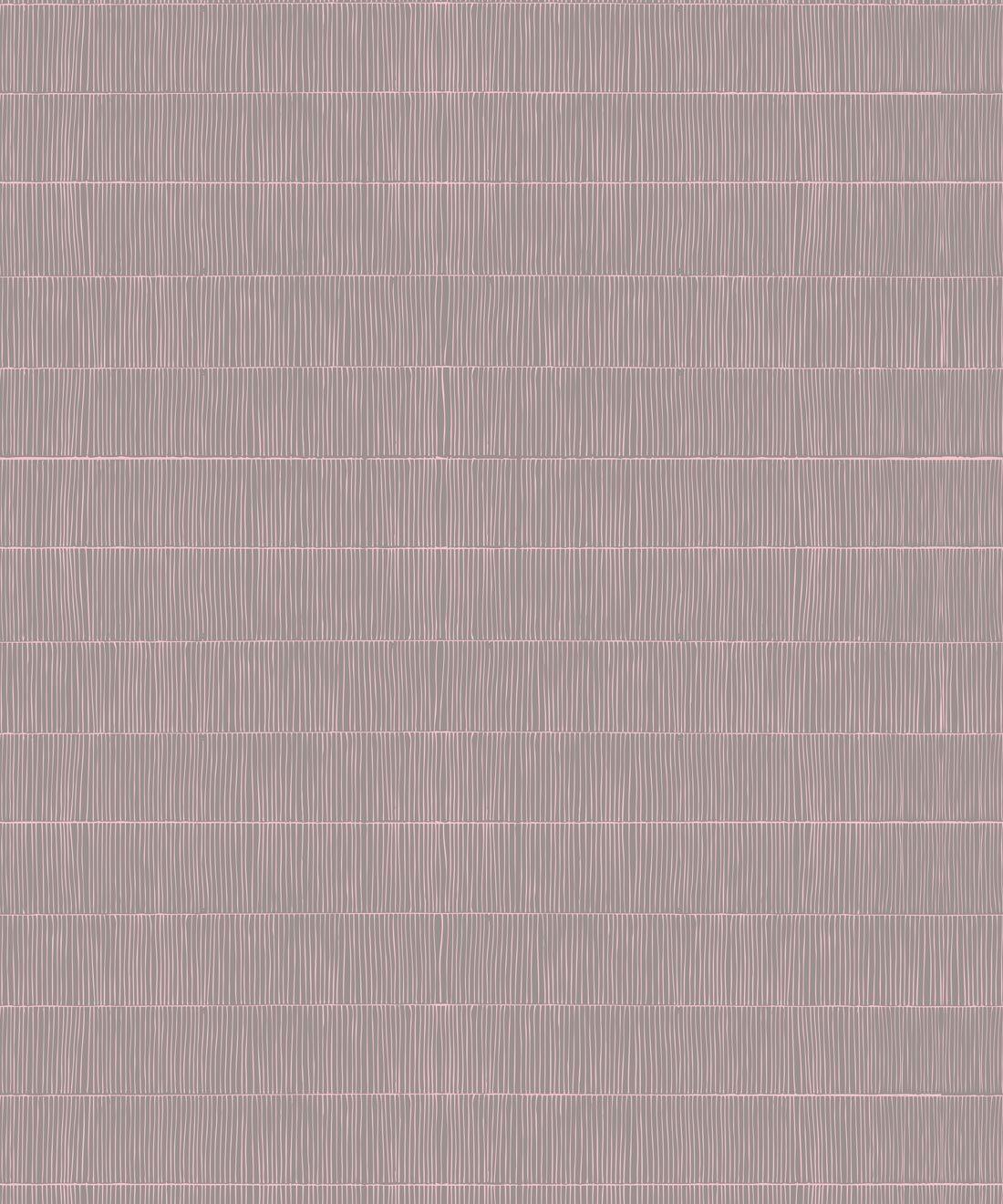 Salt of the Earth - Pink Thread Wallpaper