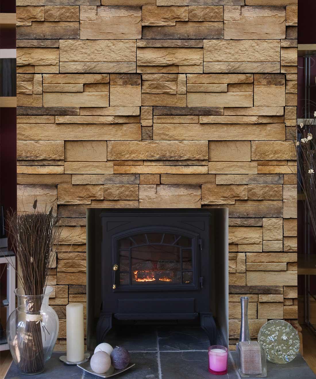 Sandstone Shale Wallpaper