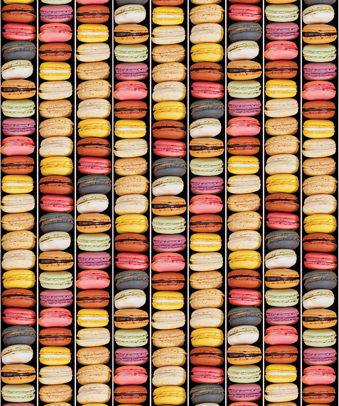 Macaroons Wallpaper