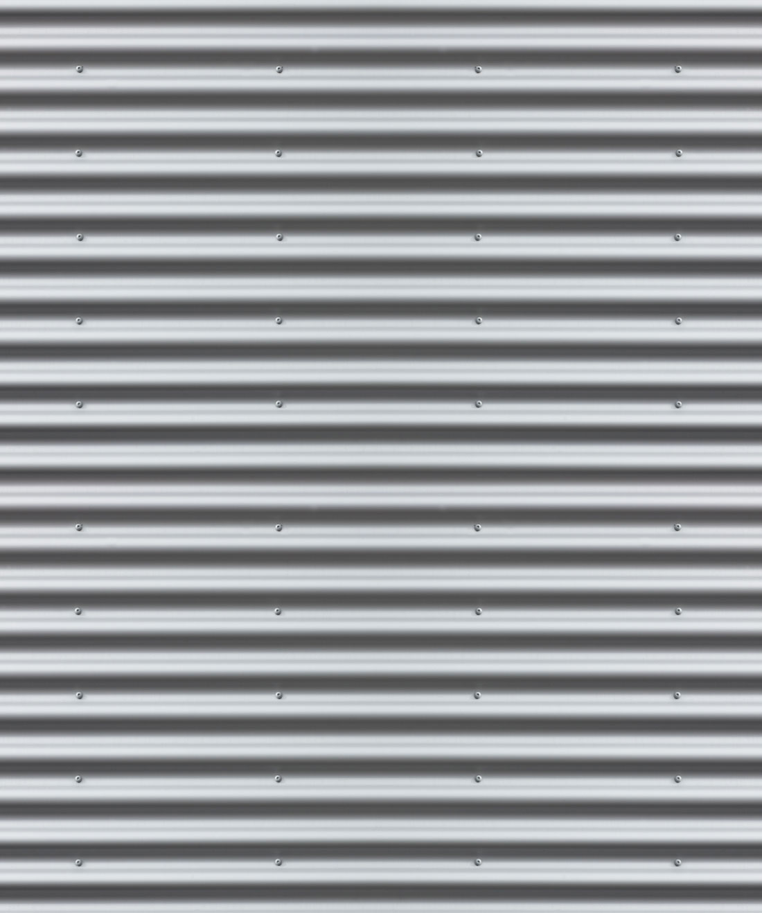 Corrugated Iron Wallpaper