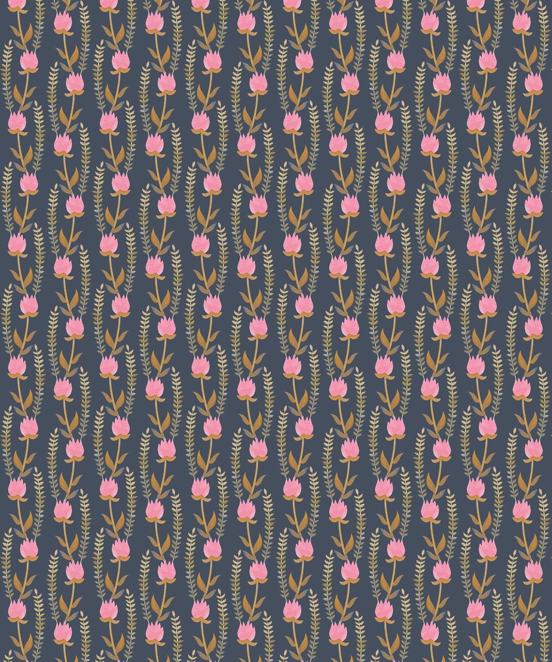 Clover Fields Wallpaper