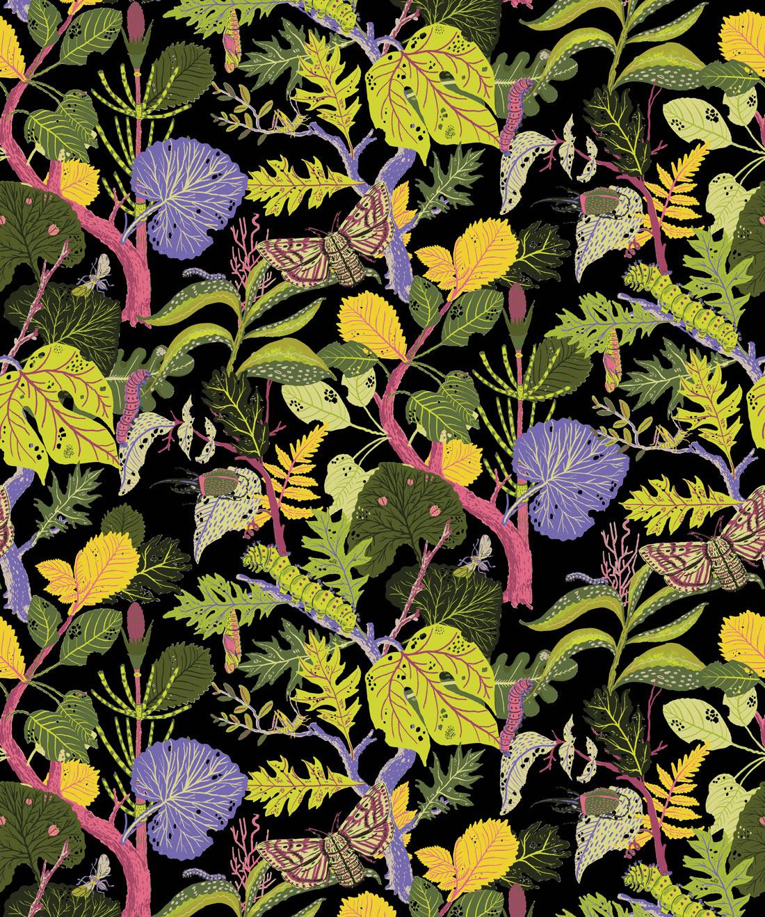 Caterpillar Wallpaper