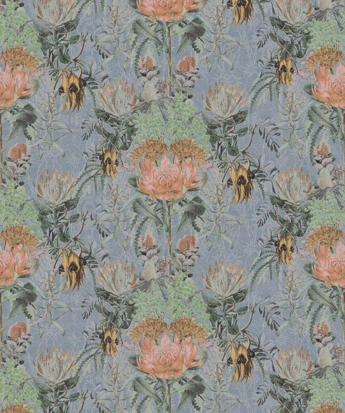 Simcox Wildflowers Wallpaper