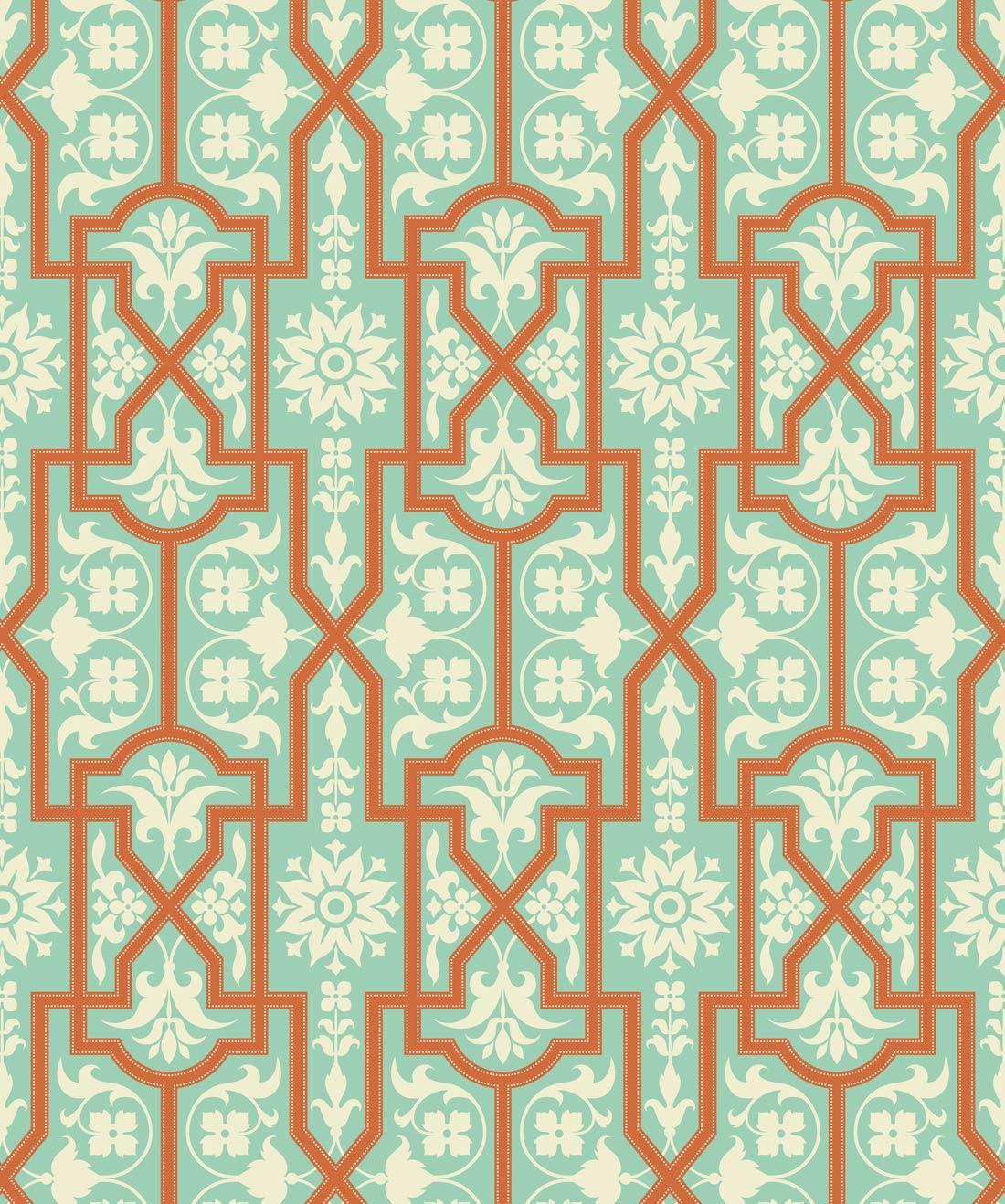 Architectural Wallpaper