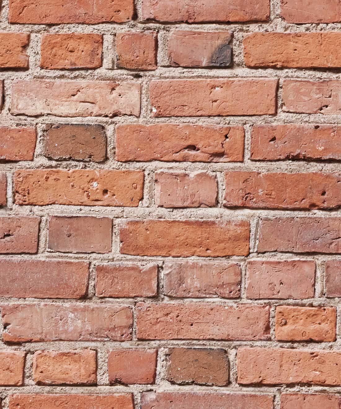 Classic Red Brick Wallpaper