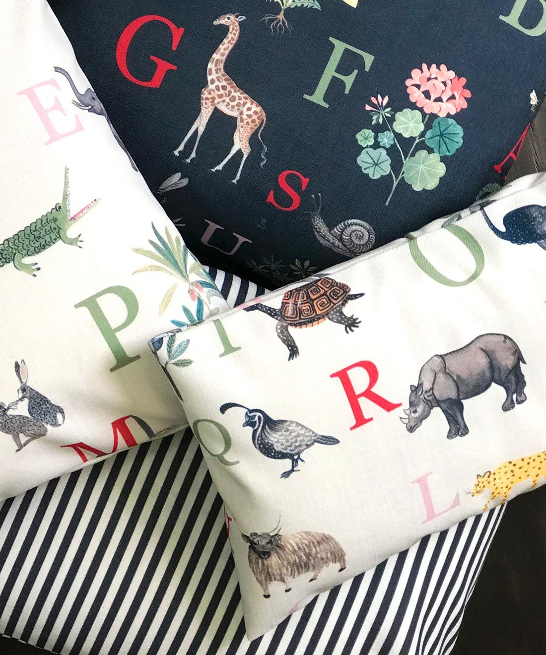 Noah's Fabric Cream Fabric