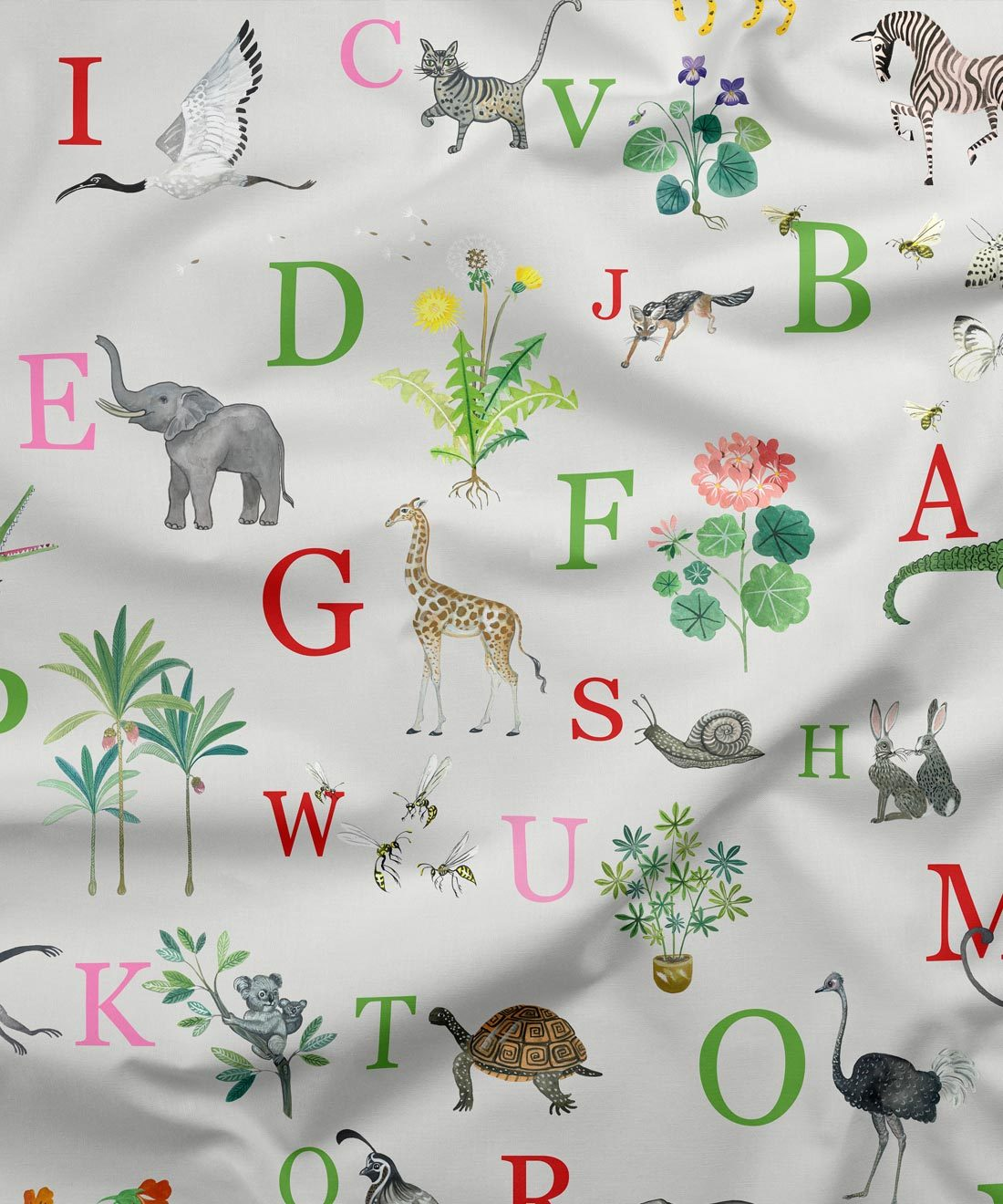 Noah's ABC Fabric Cream