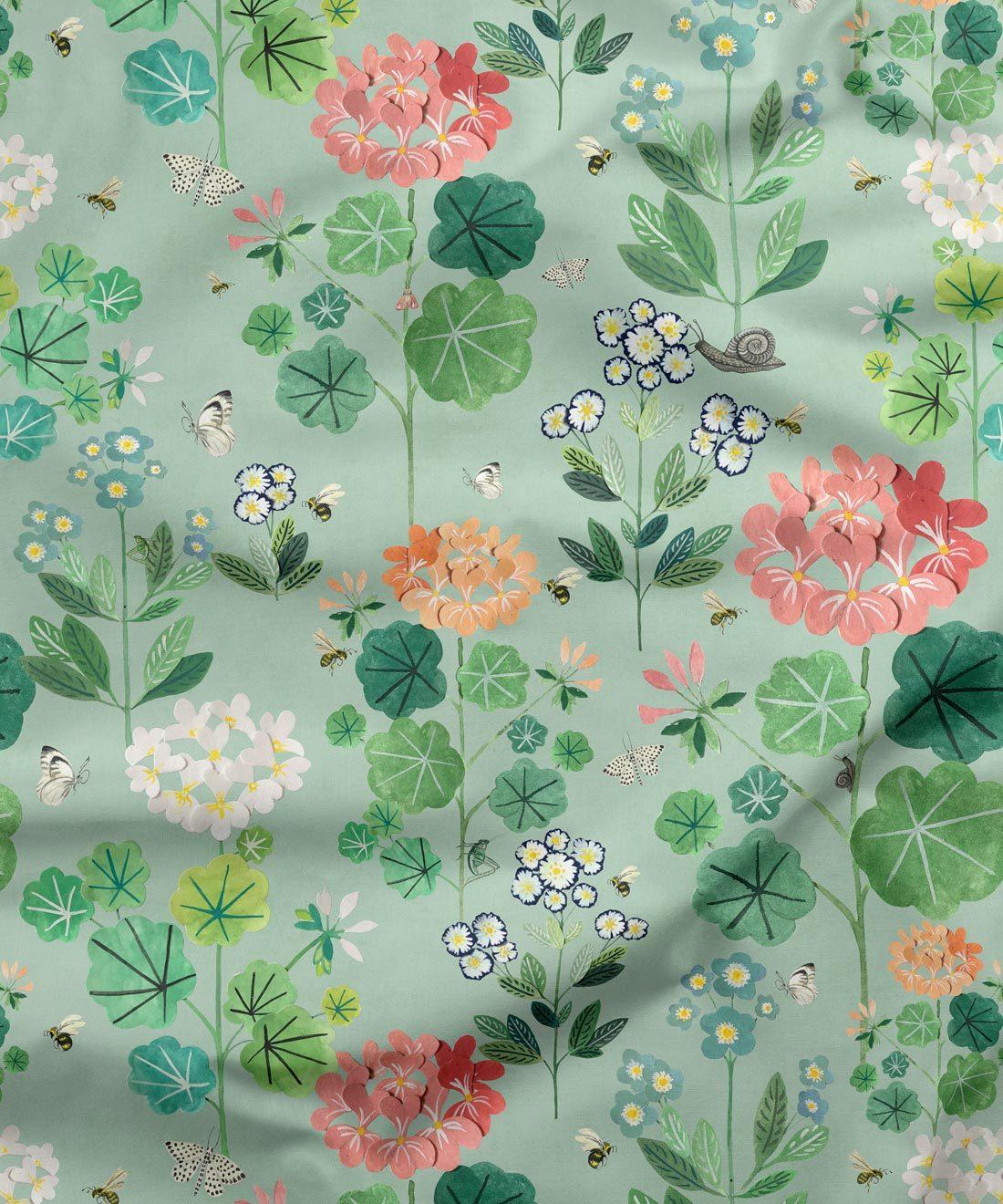 Sophies Garden Fabric