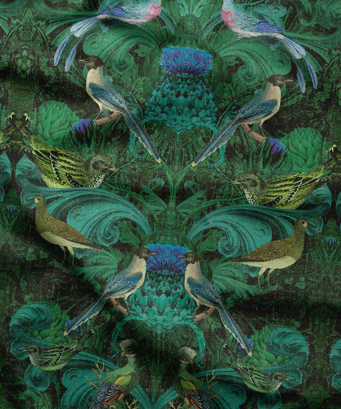Birdlife Green