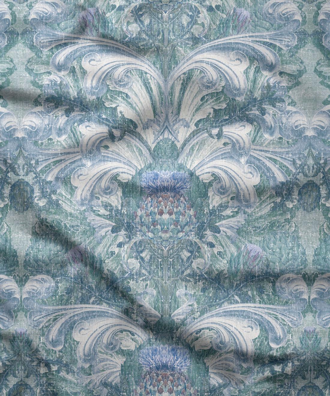 Thistle Fabric