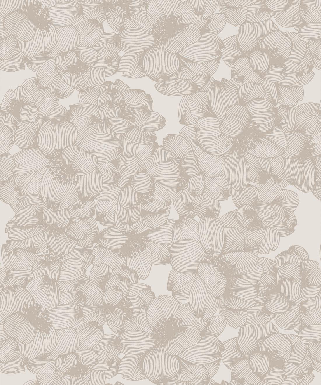 Flora Wallpaper