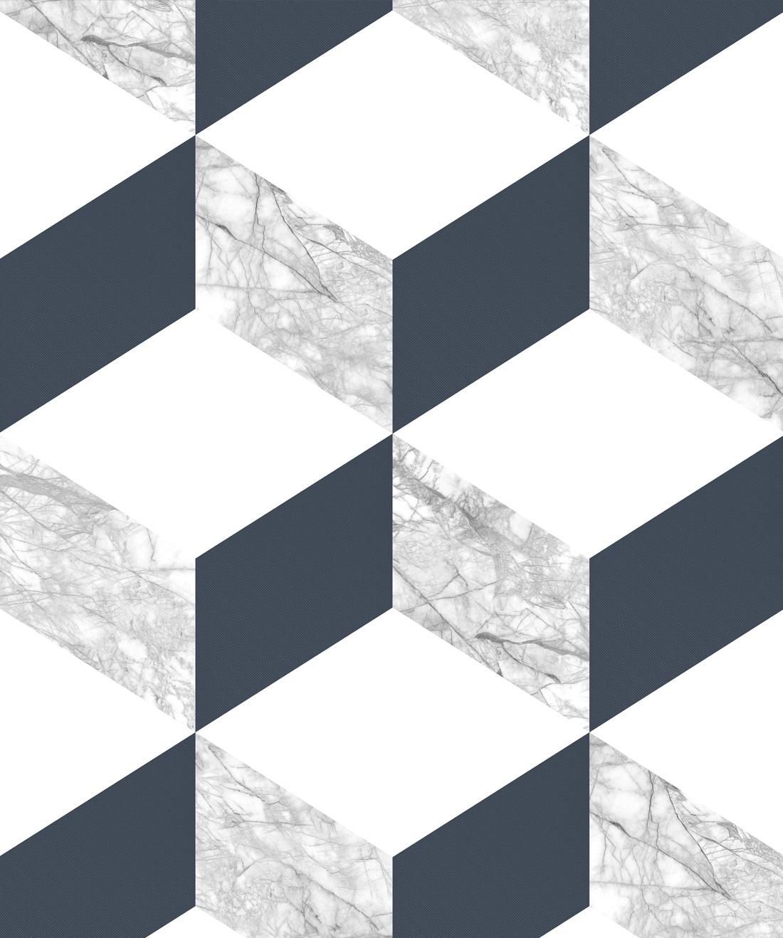 Marble Block Wallpaper