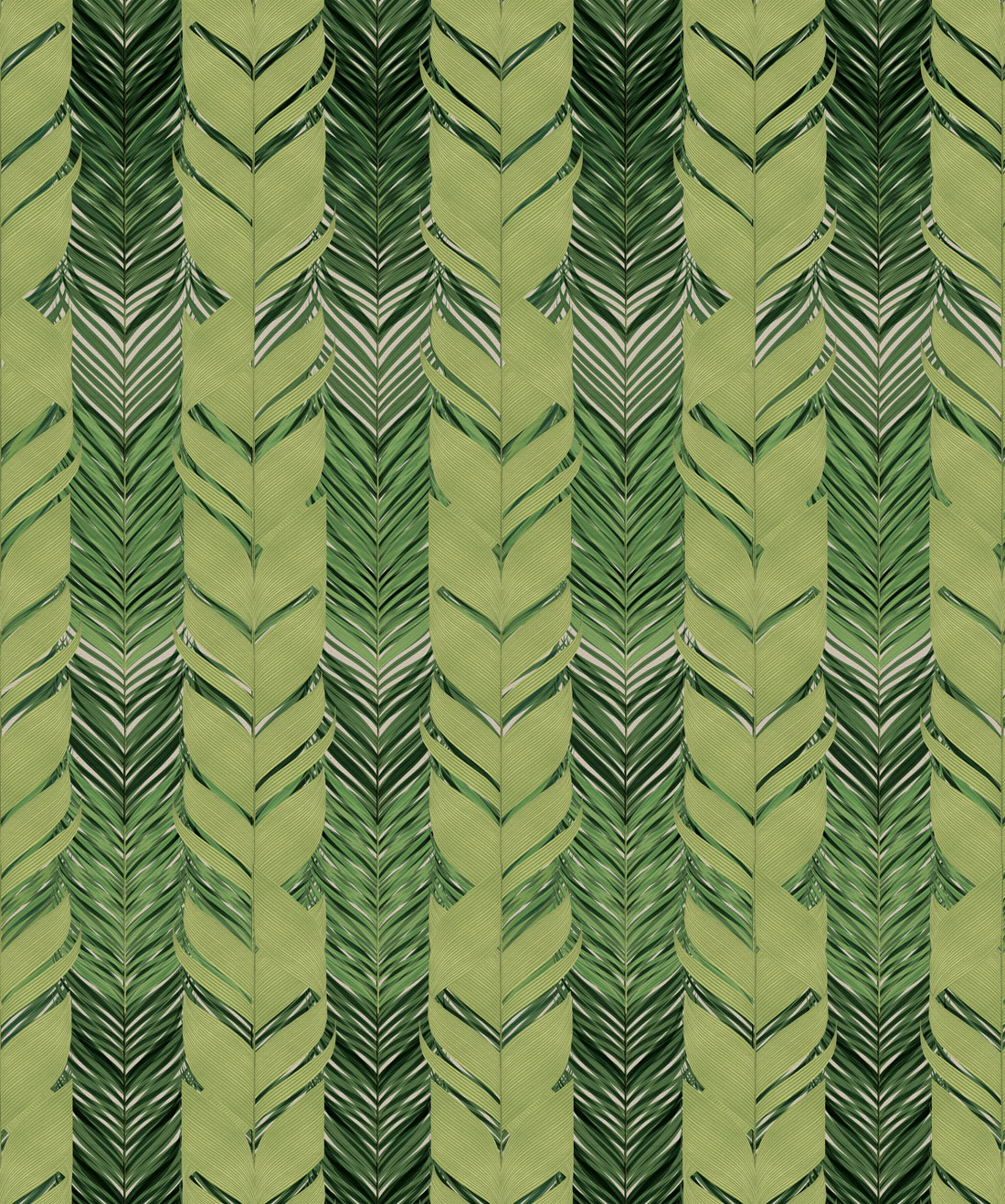 Jungle Weave Wallpaper