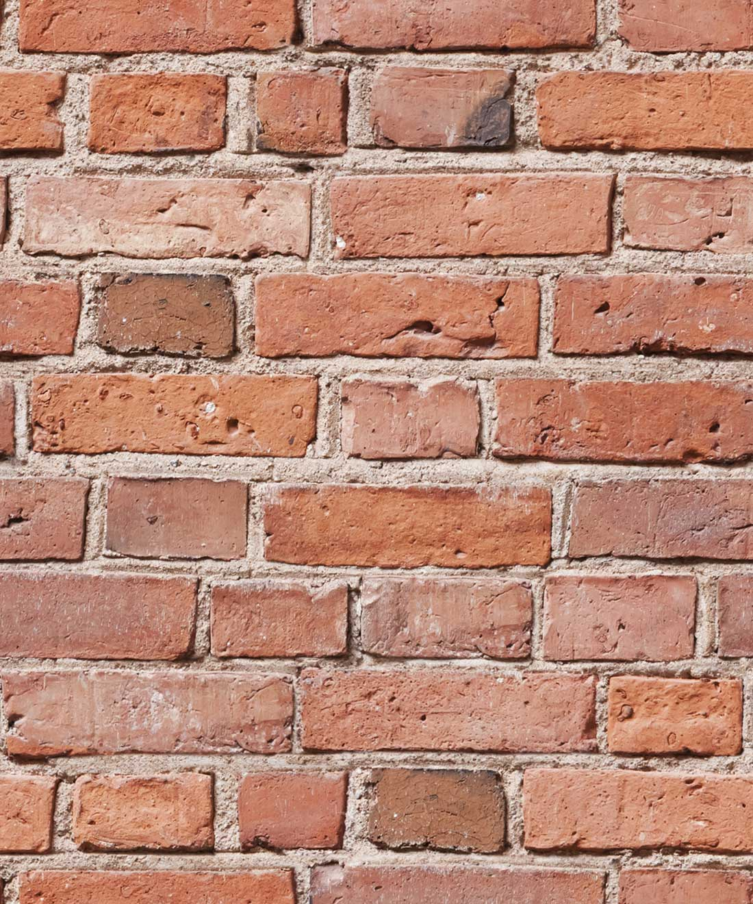 Classic Red Bricks Wallpaper