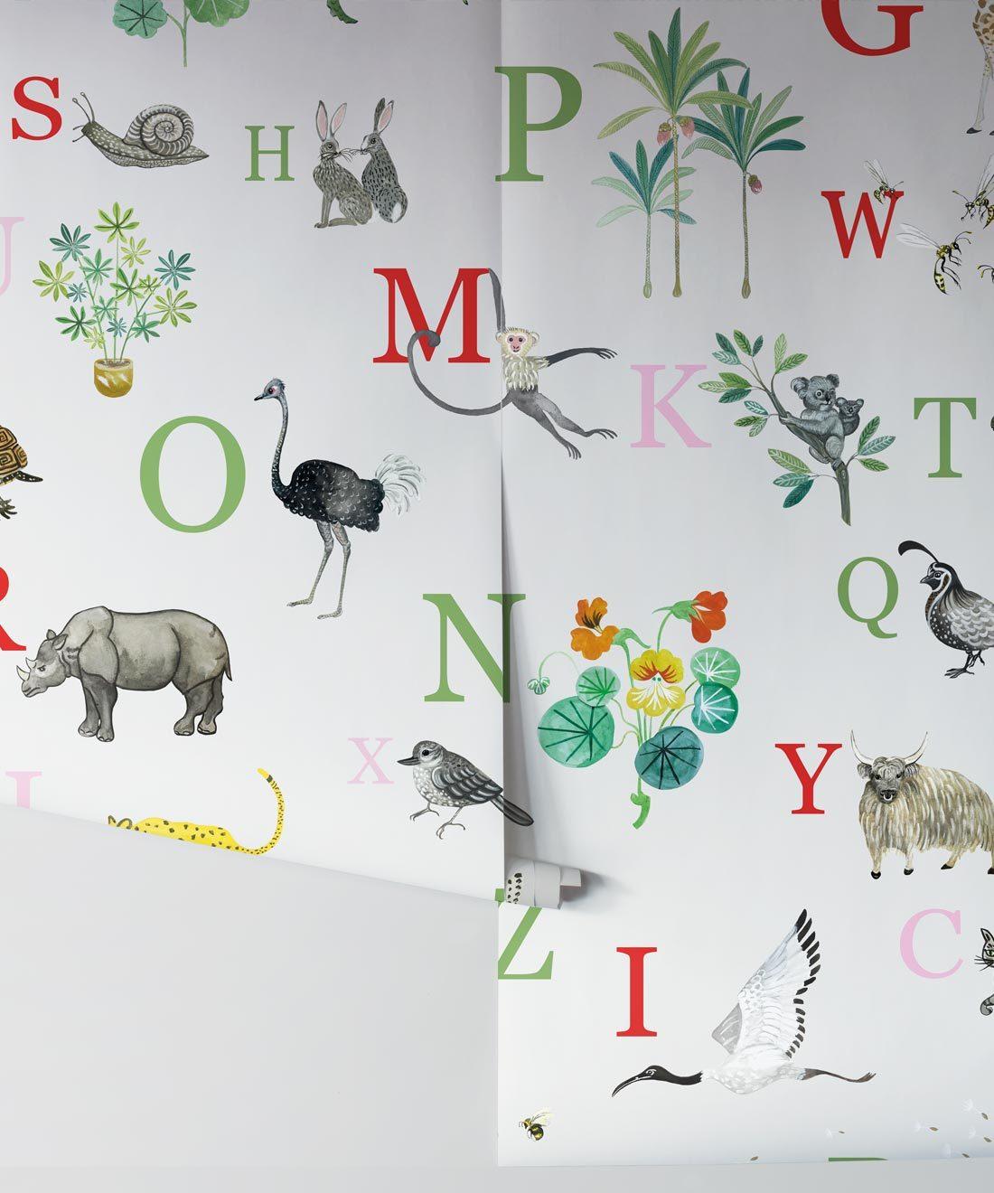 Noah's ABC wallpaper