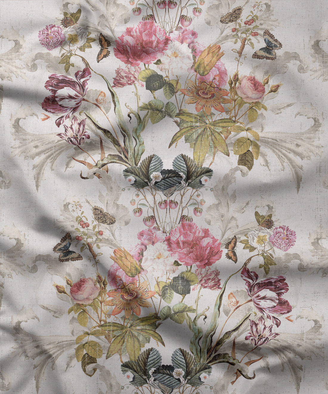 Efflorescence Fabric