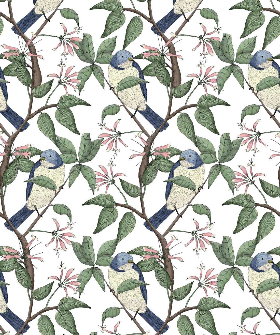 Bird Spotting Wallpaper