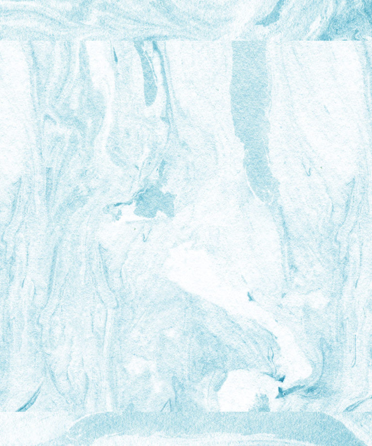 Shoreline, Blue Marble like Wallpaper • Milton & King UK