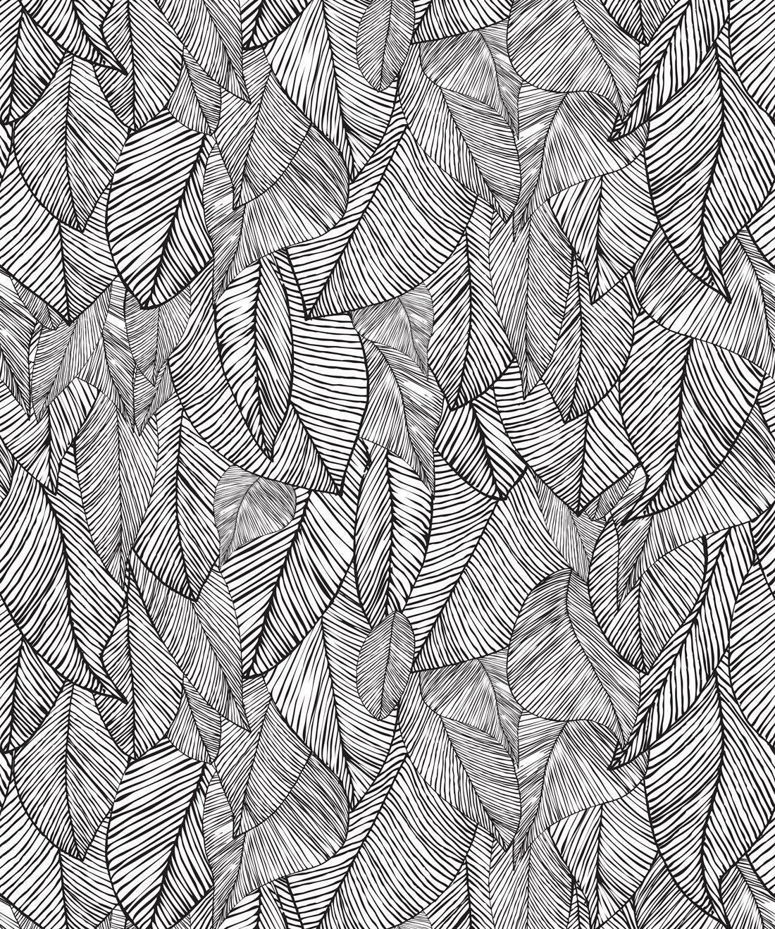 Bonfire Wallpaper • Spectacular Leaf Wallpaper • Milton ...