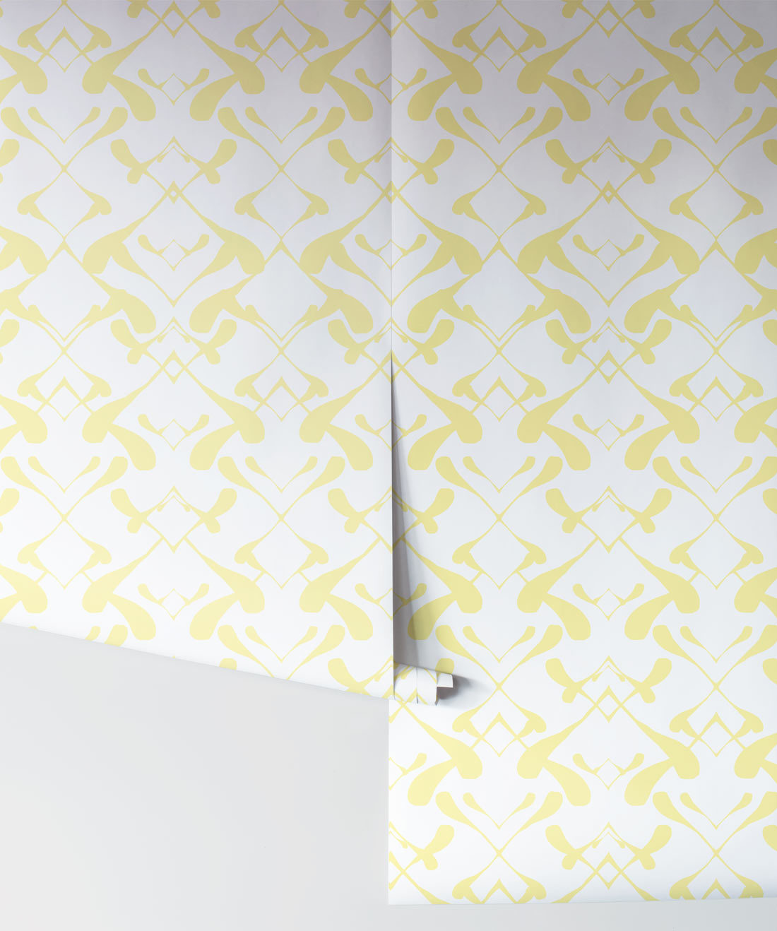 Paperflock, A Bold and Modern Wallpaper