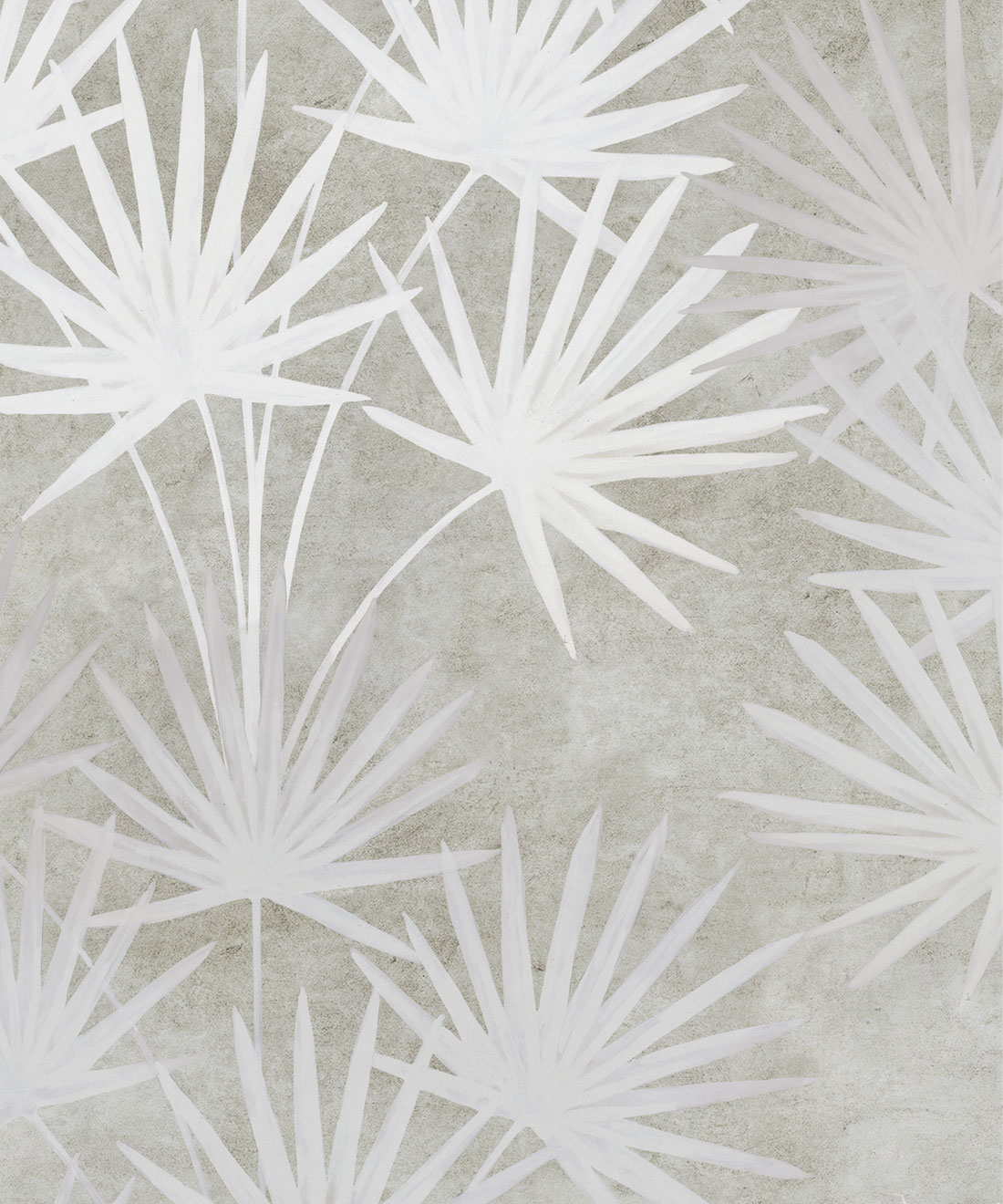 Oriental Palm Wallpaper (Two Roll Set)