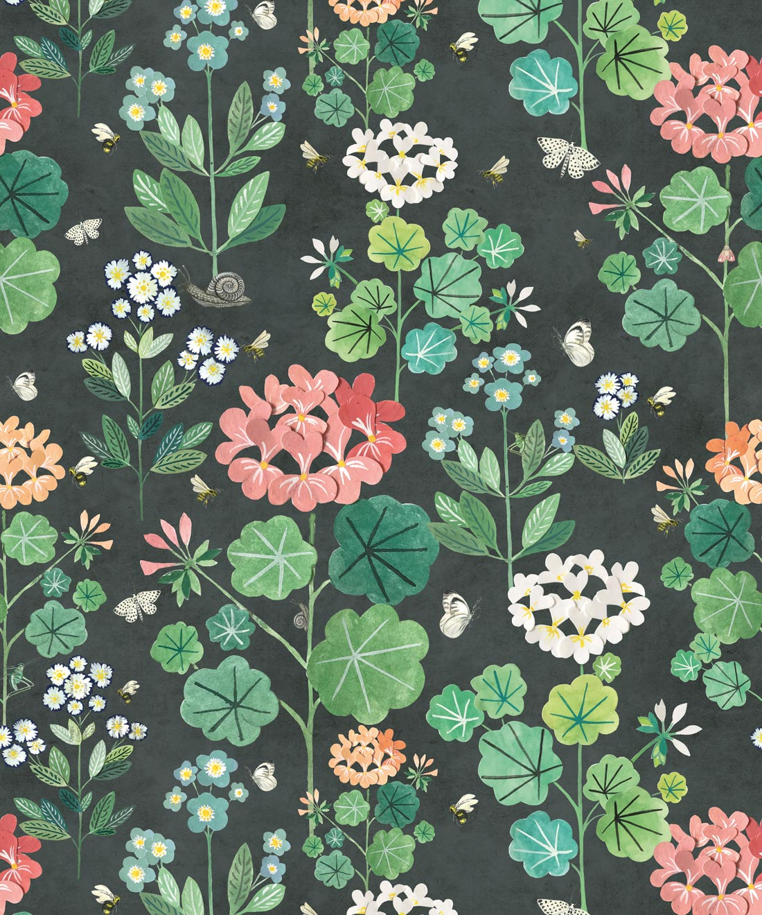 Sophie's Garden Wallpaper